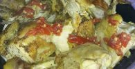 pollo al curry picante al disco receta