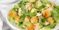 receta de ensalada cesar paso a paso