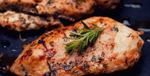 pechuga de pollo a la parrilla receta