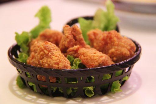 pollo frito taiwanes receta