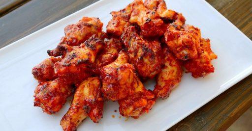 pollo frito estilo coreano receta