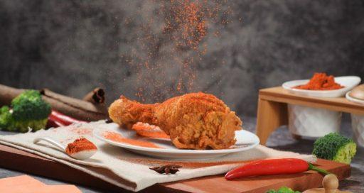 pollo campero receta