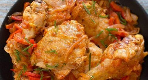 pollo a la portuguesa receta tradicional